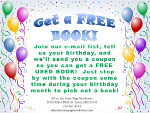 birthday deal aotsp internship